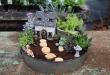 Faça você mesmo um mini jardim de suculentas