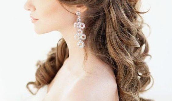 Penteado de casamento faça você mesmo – vai ficar tão elegante!