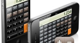 calculadora do iphone