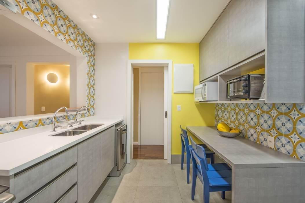 Cozinhas coloridas 10
