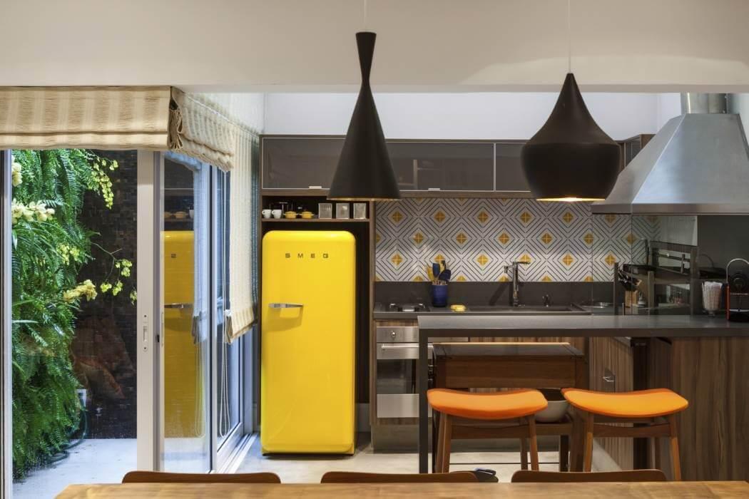 Cozinhas coloridas 2